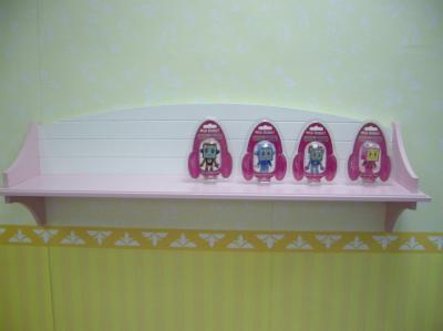 Kids/Children Bedroom Furniture - Ocean Collection - Wall-mount Shelf (Дети / Детская мебель для спальни - Океан коллекция - WALL-гора шельфа)