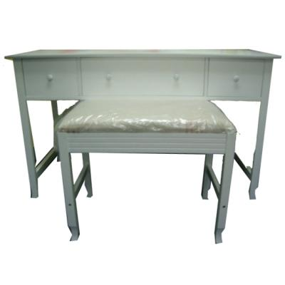 Kids/Children Bedroom Furniture - Victoria Collection - Vanity Table and Stool (Дети / Детская мебель для спальни - Виктория Коллекция - Vanity Стол и стул)