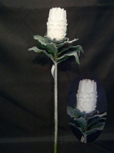 Artificial flower - SNOW LINE (Искусственные цветы - Snow Line)