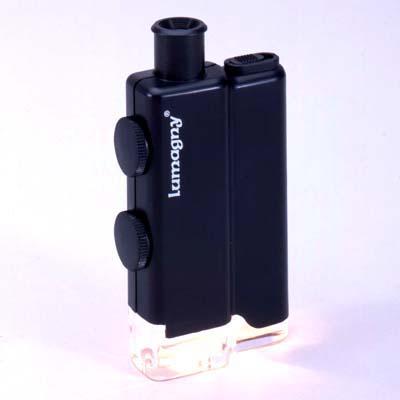 Zoom mini microscope 60x-100x (Увеличить мини микроскопа 60x 00x)