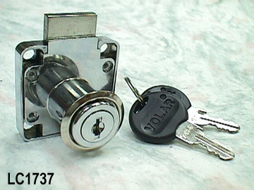 ZINC ALLOY DRAWER LOCK (Zinklegierung DRAWER LOCK)
