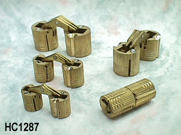 BRASS CONCEALED BARREL HINGE (Латунь CONCEALED BARREL ПЕТЛЯ)
