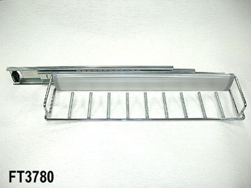 BALL BEARING DRAWER SLIDE WITH BRACKET (Ball Bearing DRAWER SLIDE с кронштейном)