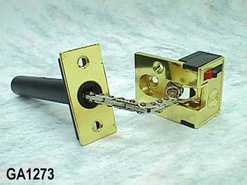 ZINC ALLOY SECURITY DOOR CHAIN (Цинковый сплав БЕЗОПАСНОСТИ дверная цепочка)