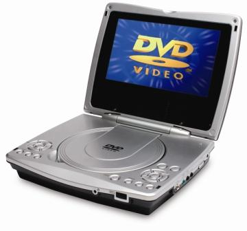 Portable DVD Player (Lecteur DVD portable)