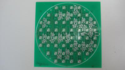 PCB Bare Board, 2-Layers Printed Circuits Board (PCB Бар совета, 2-слоев Печатные схемы совет)