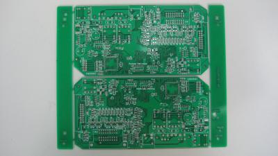 Double Sides Printed Circuits Board, 2-Layers PCB Bare Board (Двойными бортами Печатные схемы совета, 2-слоев PCB жилья)