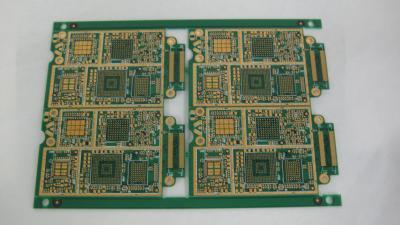 Mutil-Layers Immersion Gold PCB (8 Layers Printed Circuits Board) (Mutil слоев Погружение Золото PCB (8 слоев Печатные схемы советом))