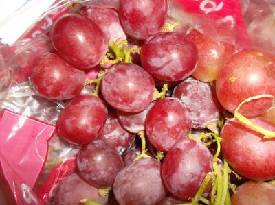 Red Globe Grapes ()