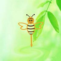 Plastic Bee Gardening Fence HT4452 (Пластиковый Забор Садоводство Bee HT4452)