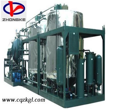 zya waste recycling oil purifier ()