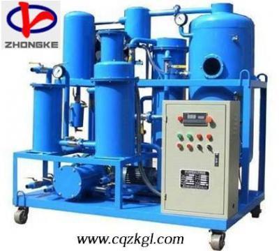 ZY effcient vacuum  oil reclaim (ZY effcient vacuum  oil reclaim)
