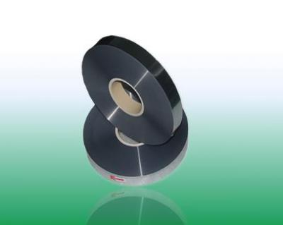 Al/Zn metallized  film for capacitor ()