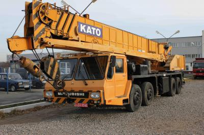 Продам или сдам в аренду автокран KATO NK-500е-III ()