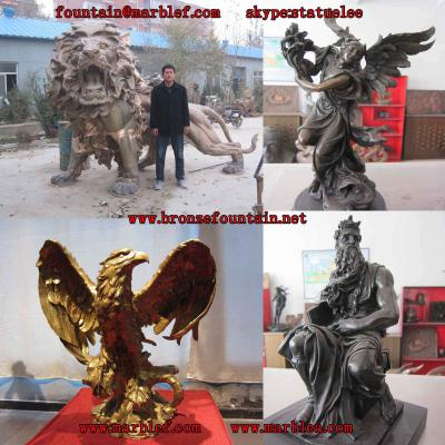 bronze religious sculpture (bronze religious sculpture)