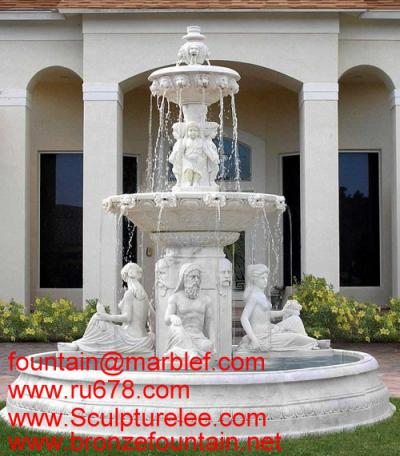 large outdoor fountains (large outdoor fountains)