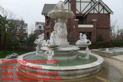 cast stone fountains (cast stone fountains)
