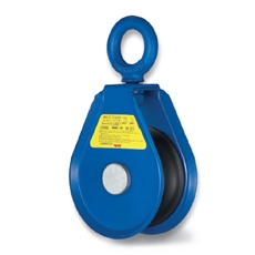 Hay Fork Pulley With Swivel Eye ()