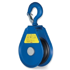 Hay Fork Pulley With Swivel Hook ()