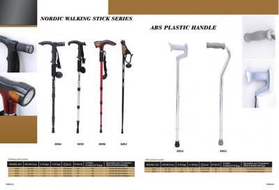 Soft touch Derby handle aluminum adjustable foot walking stick (Сенсорная Derby алюминиевая ручка регулируемая трость ноги)