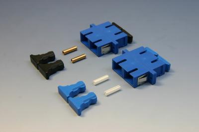 SC Duplex Adaptor (SC Duplex Оптоволоконный адаптер)
