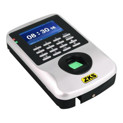 ZKS-iColor8 Fingerprint TFT time attendance & access control ()