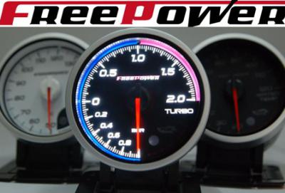 Freepower Stepmaster Advance Racing Gauges/Meter ()