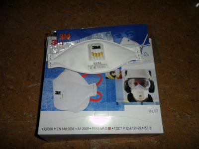 3M n95 dust mask 9332 ()