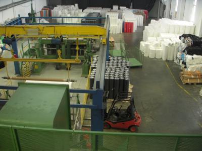 Polypropylene Spunbond Nonwoven Fabric (Спанбонд, Nonwoven, нетканые материалы, геотекстиль)