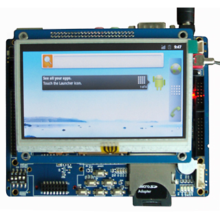 Android2.3 Embedded-Board Computer SBC6410 ()