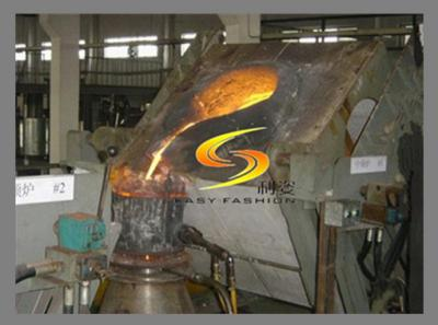 Mediun Frequency Induction Melting Furnace ()