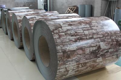 prepainted stone grain steel coil ppgi for sandwish panels (окрашенной каменной зерна стали катушка для Sandwish панелей)