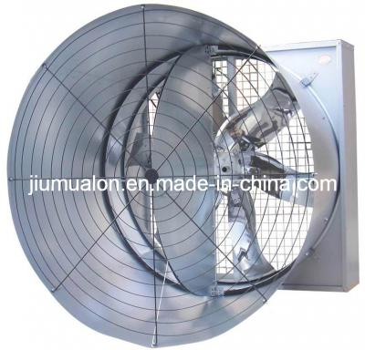 cone fan (exhaust fan,cone fan,cooling pad,air inlet and light trap.)