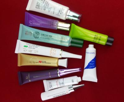 PEcosmetic packaging tube,eye cream packaging tube ()