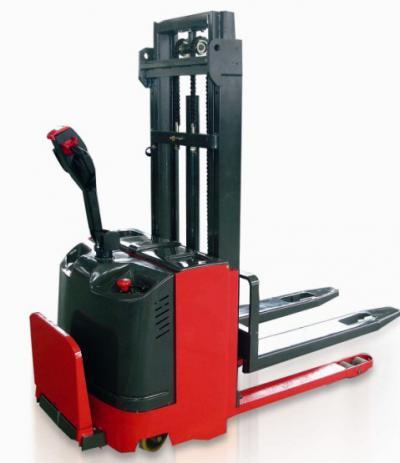 Electric Pallet Stacker forklift (Электрический погрузчик Штабелер)