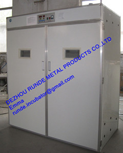 CE approved RD-4224 egg incubator in dubai for sale ()
