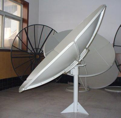c band prime focus satellite dish antenna (prime focus satellite dishes)