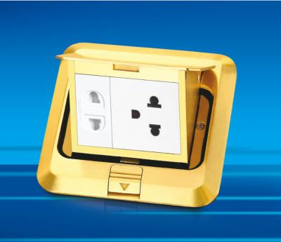 Pop Up Floor Socket HTD-4 ()