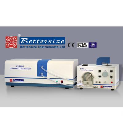 Laser Particle Size Analyzer ()