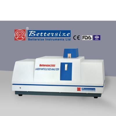 Intelligent Laser Particle Size Analyzer ()