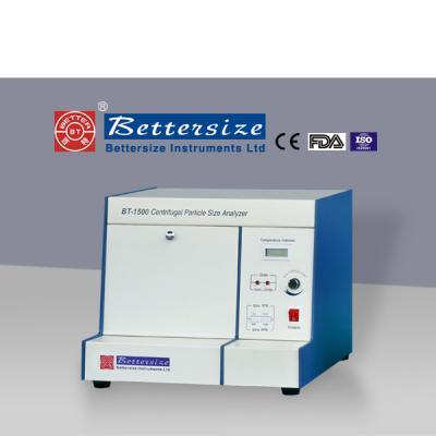 Centrifugal Sedimentation Particle Size Analyzer ()