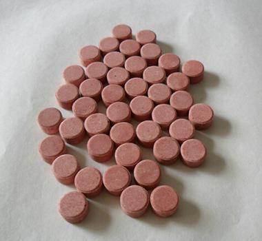 Potassium ferrate Tablet K2FeO4 Potassium Formate Tablet ()