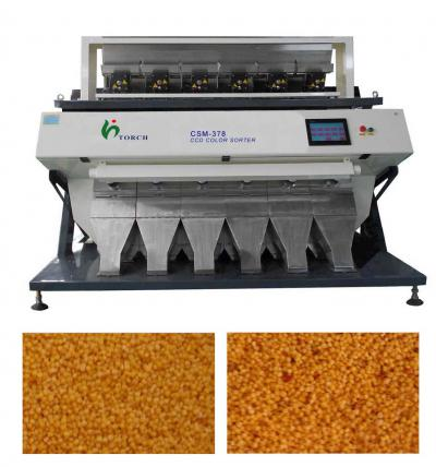 Grain CCD Color Sorter Machine ()