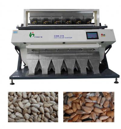 Sunflower Seeds CCD Color Sorter Machine ()