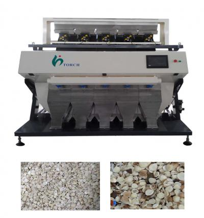 Nuts CCD Color Sorter Machine ()