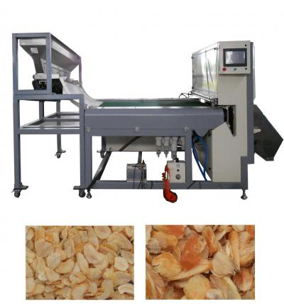 Dehydrated Vegetable CCD Color Sorter Machine ()