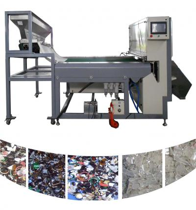 Cullet CCD Color Sorter Machine ()