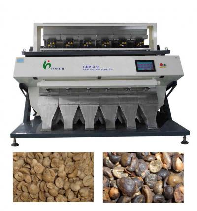 Coffee Bean CCD Color Sorter Machine ()