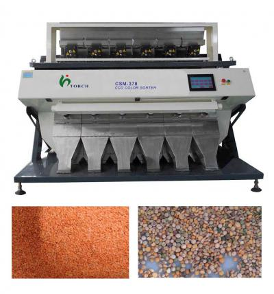 Lentil CCD Color Sorter Machine ()
