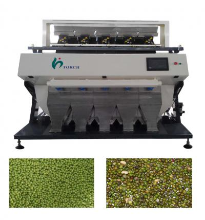 Mung Bean CCD Color Sorter Machine ()